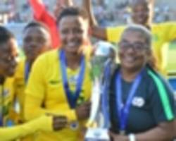 Cameroon 1-2 South Africa: Banyana Banyana successfully defend Cosafa Cup title