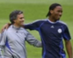 drogba was 'inconsolable' when jose mourinho left chelsea - sidwell