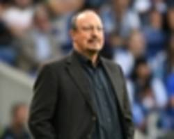 if ashley can score a couple of goals it would be good! – benitez