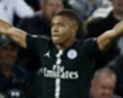mbappe goaded by assou-ekotto: stay at home and help your friends in france!