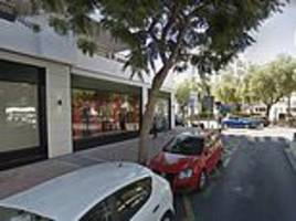 british man, 24, is rushed to hospital in the costa del sol in 'targeted attack'