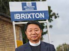 prison chaplain who claimed meetings were 'hijacked by extremists' says he faces being kicked out