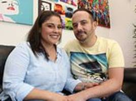 couple face being torn apart after chef is facing deportation over technicality