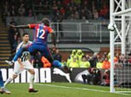 crystal palace 0-0 newcastle: mamadou sakho misses easy sitter in goalless stalemate