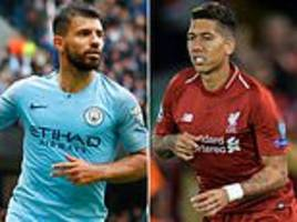 how do premier league title rivals manchester city and liverpool compare?