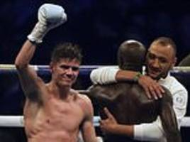 luke campbell earns shot at wbc lightweight title after beating yvan mendy by unanimous decision