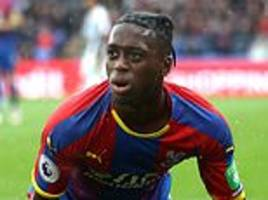 newcastle face probe as crystal palace defender aaron wan-bissaka was hit by a bottle