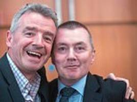 has ryanair chief asked ba boss to take over his job?
