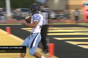 highlights: ep chapin at ep parkland | high school scoreboard live