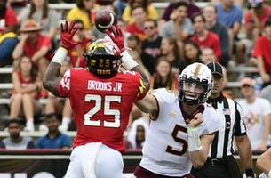 Gophers routed by Maryland in Big Ten opener