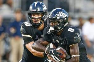 UCF QB McKenzie Milton accounts for 6 TDs, leads No. 16 Knights to 56-36 win over FAU