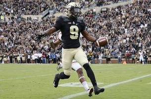 Purdue gets its first win of the season with a 30-13 victory over No. 23 Boston College