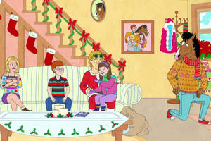 sorry, 'bojack horseman' fans: there probably won't be another holiday special episode
