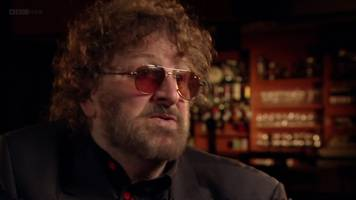 chas hodges: 'music to me means happiness and getting fed'