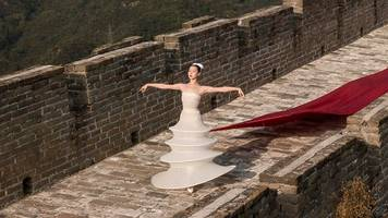icymi: fashion that's off the (great) wall