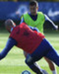 Chelsea news: Eden Hazard snapped back in training after rest ahead of West Ham derby