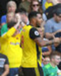 fulham vs watford live: team news and premier league updates from craven cottage
