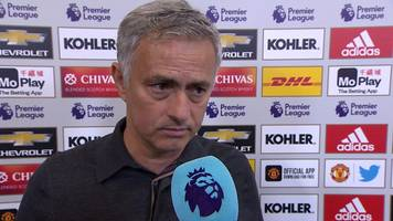 manchester united 1-1 wolves: jose mourinho admits wanderers deserved their point
