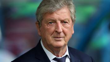 crystal palace 0-0 newcastle: roy hodgson believes zaha was 'entitled' to speak out
