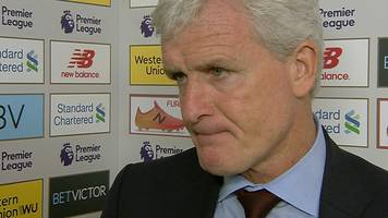 Liverpool 3-0 Southampton: Saints didn't give themselves a chance - Mark Hughes