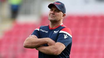wayne pivac: scarlets coach weighs in on pro14 referee criticism