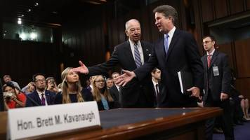 Aide Working On Kavanaugh Messaging Resigns After Harassment Claim