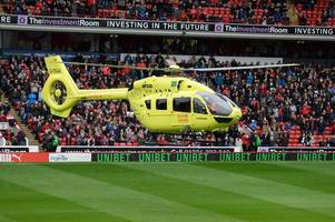 barnsley volunteer suffered cardiac arrest as game against burton albion is postponed