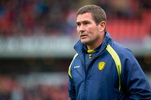 nigel clough backs decision to postpone burton albion game at barnsley after medical emergency