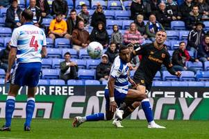 jarrod bowen the best of a bad bunch as hull city are thumped at reading - player ratings