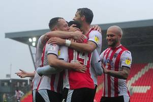 Exeter City 3 Cheltenham Town 1: Player ratings as the Grecians make it three in a row with superb second half comeback