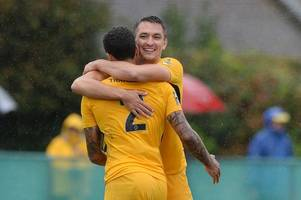 Gary Johnson thrilled with Torquay United's emphatic FA Cup win and turns his attention towards Woking 'six-pointer'