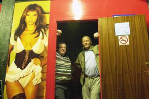 a look inside leicester's g spot swingers' club