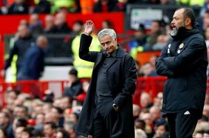 Jose Mourinho pays Wolves a compliment - and then takes a cheeky swipe