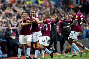that john mcginn goal and one other topic are dominating aston villa fans' thoughts