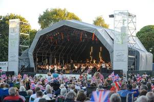 concerts in the park event costs sutton coldfield taxpayers £20k more after funding shortfall