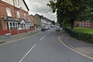 horror as man slashed with machete in brutal gang attack on cecil road in erdington