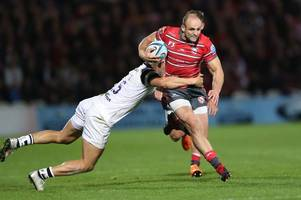 charlie sharples interview: gloucester rugby star on bouncing back from 'worst knockout' of career, reaching 50 premiership tries and that danny cipriani pass