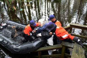 44 dead as Florence-weary Carolinas face more flooding and rising rivers
