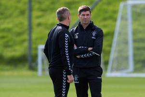 rangers boss steven gerrard on life in glasgow and why the league is most important