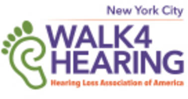 New York City Comes Together on September 23 to Walk4Hearing