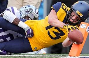 kansas state offense contained in 35-6 loss to no. 12 west virginia