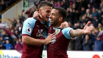 Burnley 4-0 Bournemouth: Report, Ratings & Reaction as Clarets Grab First PL Win of the Season
