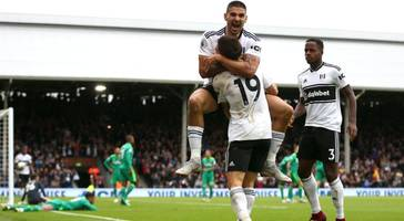 fulham 1-1 watford: report, ratings & reaction as mitrović earns cottagers point against hornets