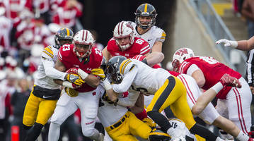 How to Watch Wisconsin vs. Iowa: Live Stream, TV Channel, Time