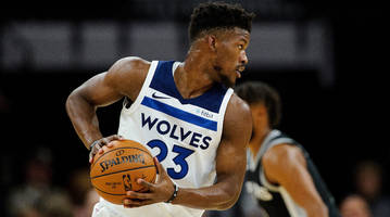Report: Jimmy Butler Won't Be at Timberwolves Media Day, Start of Training Camp
