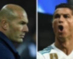 'Their house forever' - Ronaldo & Zidane see door left open for Real Madrid returns
