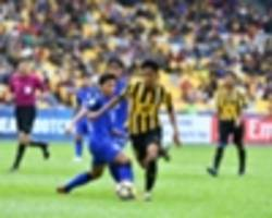 Malaysia's World Cup hopes take a knock after defeat to Thailand