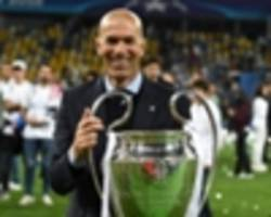 transfer news and rumours live: beckham holds preliminary talks with zidane over miami job