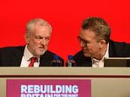 Fears over 'purge' of moderate Labour MPs as activists debate rule changes at party conference