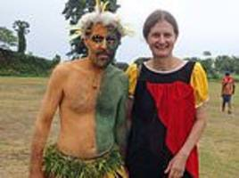 british professor in png is threatened with jail and flees to australia